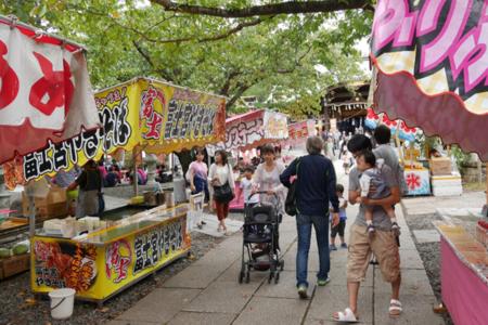 令和3年 沼津日枝神社例祭について